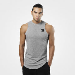 Better Bodies Harlem tank,Grey melange