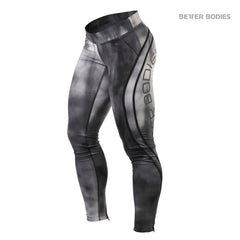 Better Bodies Grunge tights,Steel Grey