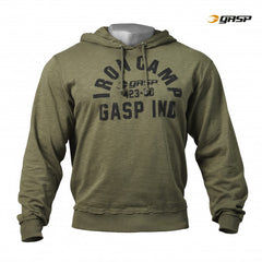 Gasp Throwback hoodie, Wash Green