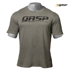 Gasp Raw tee, wash green