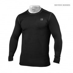 Better Bodies Performance long sleeve,Black