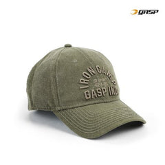 Gasp Throwback cap Military Olive