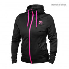 Better Bodies women Performance Hoodie, Black