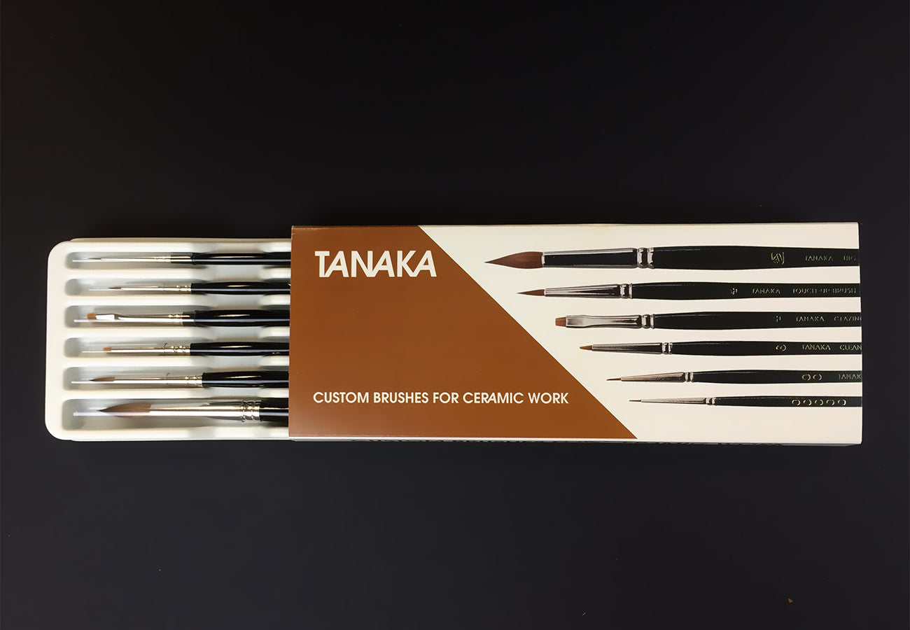 Tanaka Custom Brush Set