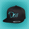 5-Panel Teal - Handstyle