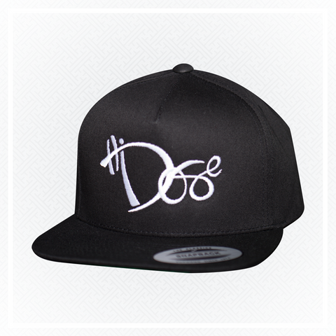 5-Panel White - Handstyle