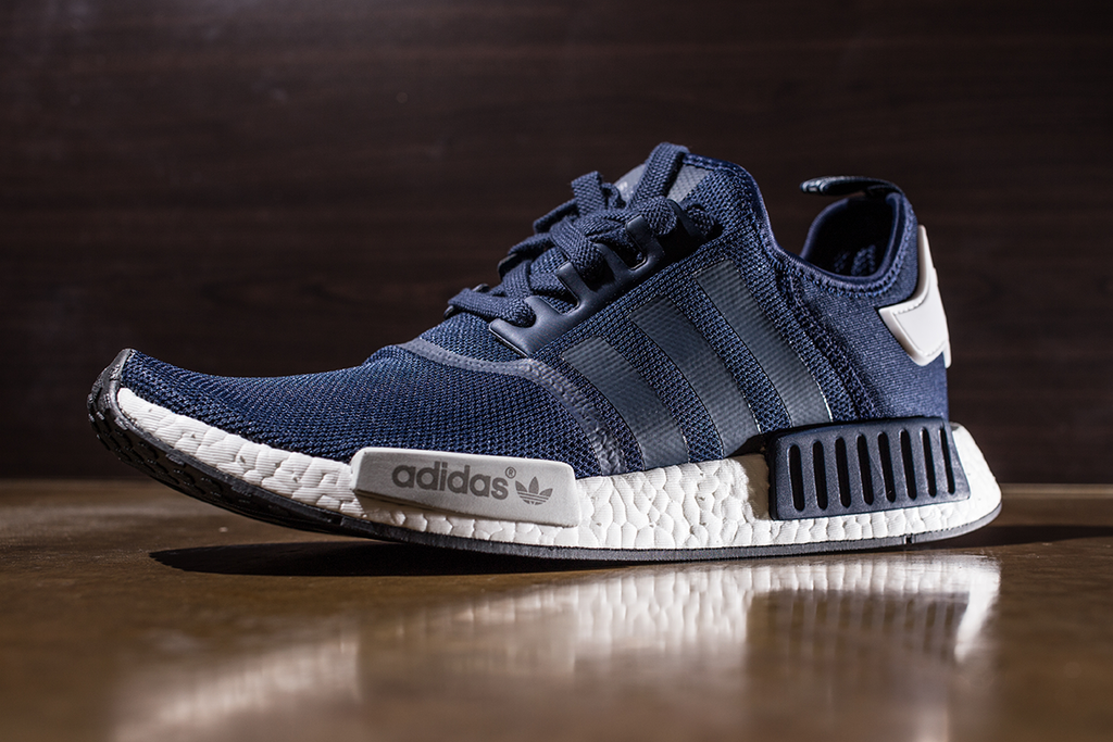 Adidas NMD R1 Collegiate Navy (S79161)