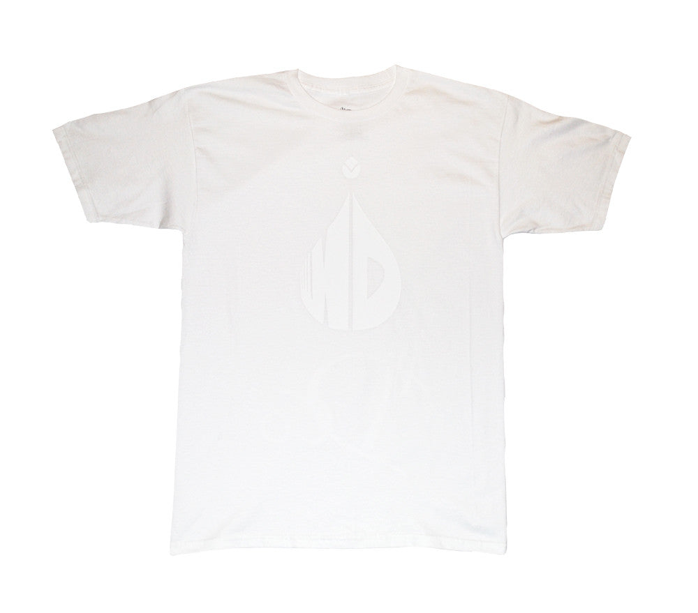 Men's Vinyl Drop - White