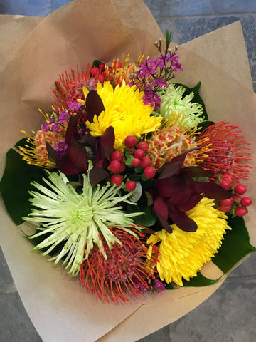 Colour Explosion Bouquet