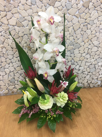 gorgeous long lasting arrangement