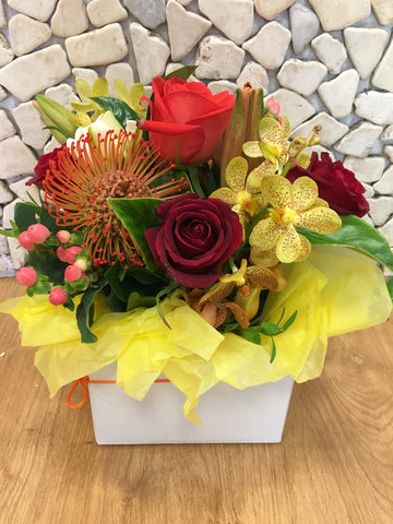 Vibrant Cute Arrangement