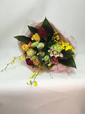 The Thankyou/welcome Bouquet