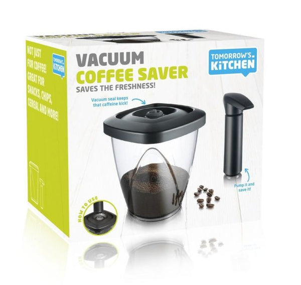 Vacu Vin Vacuum Coffee Saver Starter Set W/ Pump