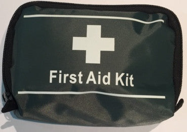 Large Family/Office First Aid Kit - 128 Pieces