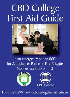 CBD College First Aid Manual