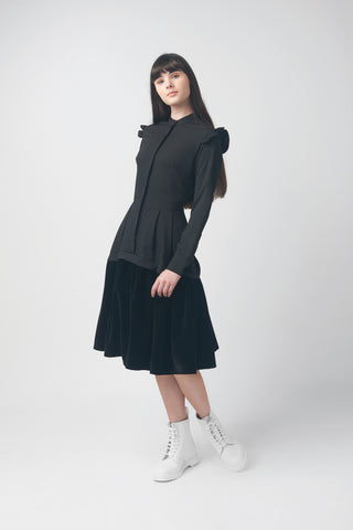 Elle Oh Elle Combo Dress