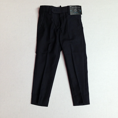 David Oliver Grey Pants Slim Fit