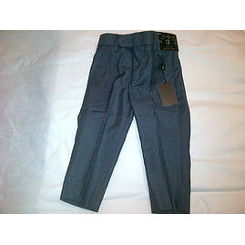 David Oliver Charcoal Tailored Pants