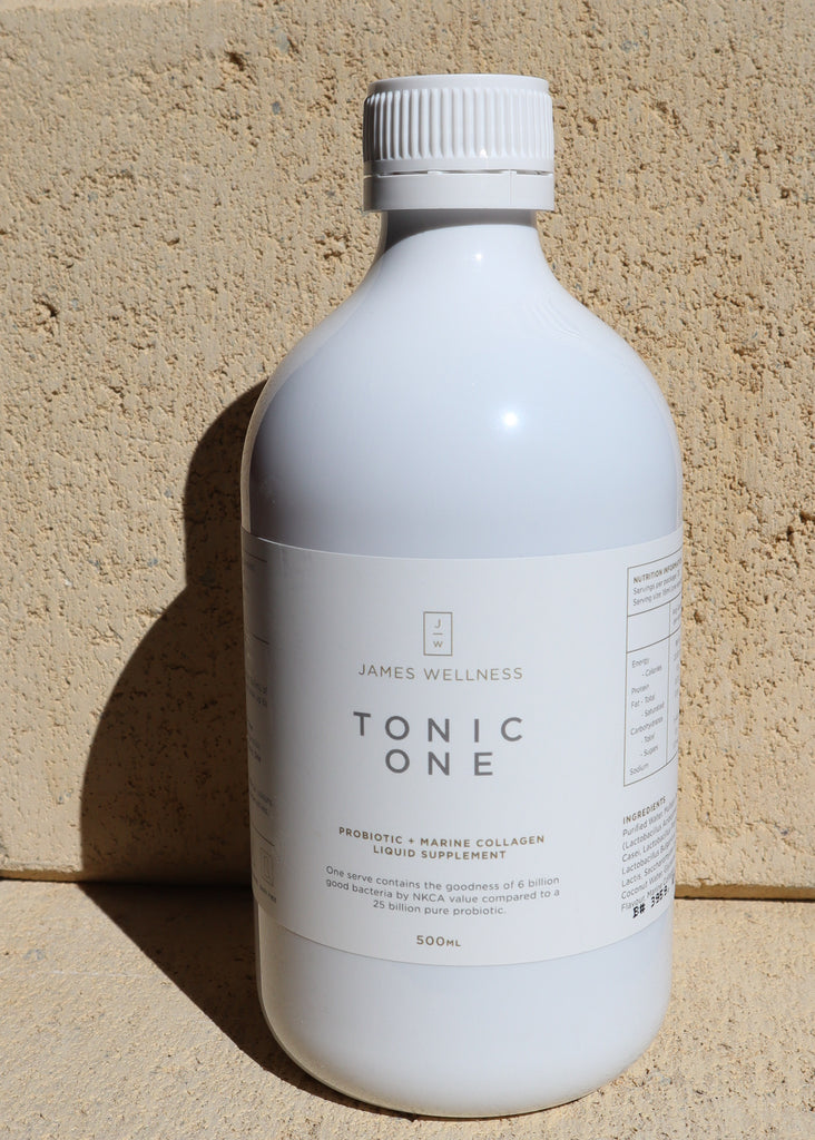 James Wellness Tonic One