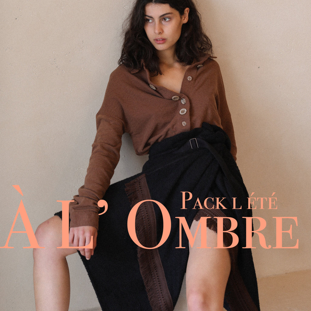 À L' OMBRE - PACK L ÉTÉ - SUMMER PACK