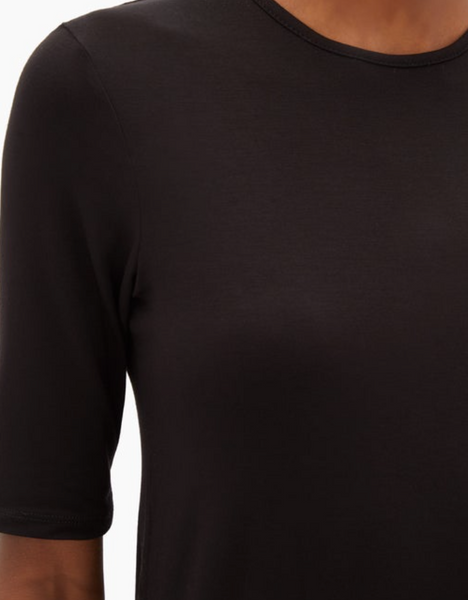 Lumen high neckline T-shirt