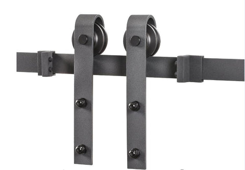 Barn Door Hardware Choices - Unique Wood & Iron