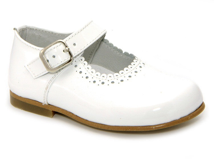12120. Classic Patent Mary Jane Shoe