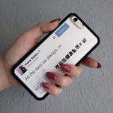 Love Tweet Case