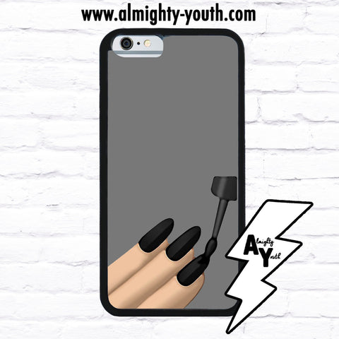 Black Nails Case