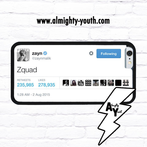 Zquad Tweet Case