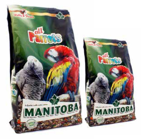 Manitoba All Parrots Mix 800g (Italy)