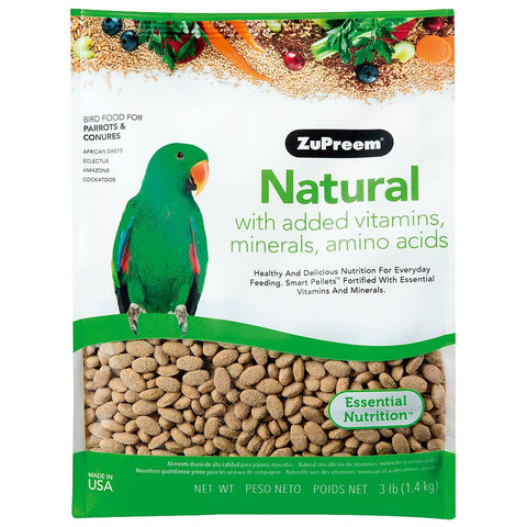 ZUPREEM NATURAL (ML) 3lb (USA)