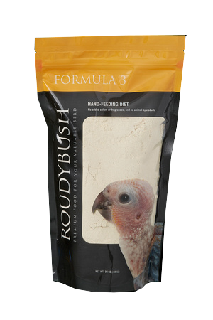Roudybush Formula 3 (Handfeeding Chicks) 24oz/5lb (USA)