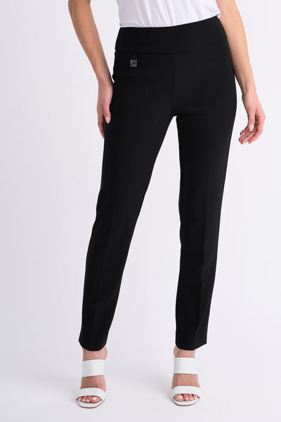 black joseph ribkoff pants