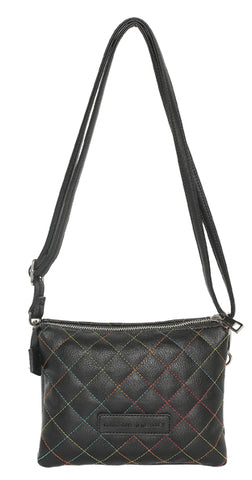 Cosgrove and Beasley - Quilted Cross Body