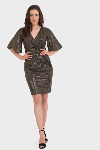 Joseph Ribkoff - Glomesh Dress