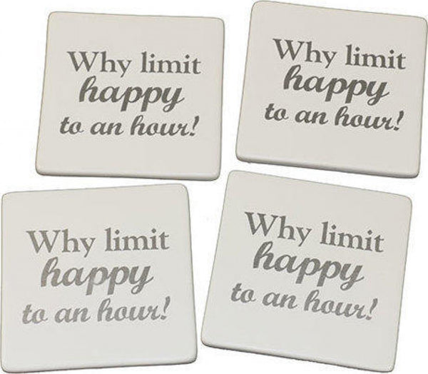 Lavida - Happy Hour Coasters