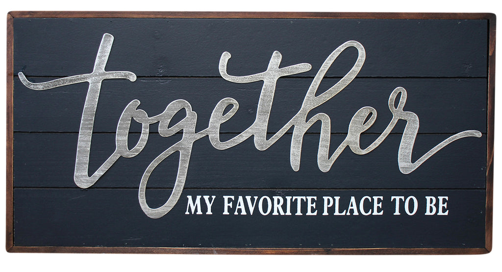 Lavida - Together Sign