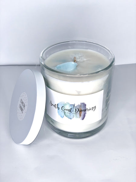 Coastal Chunk Candle