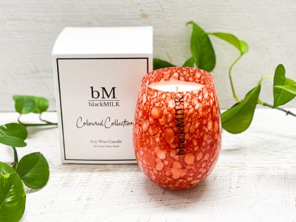 Goji + Blood Orange Red Speckle Candle