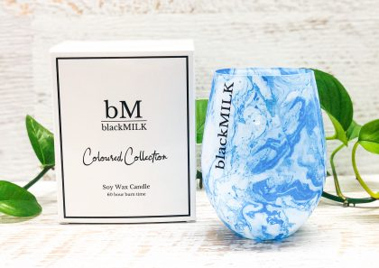 Camellia + White Musk Speckle Candle