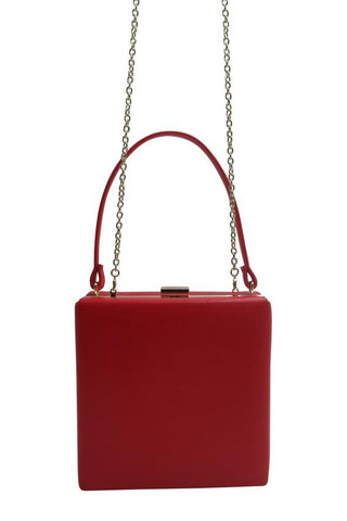 Natasha bag red
