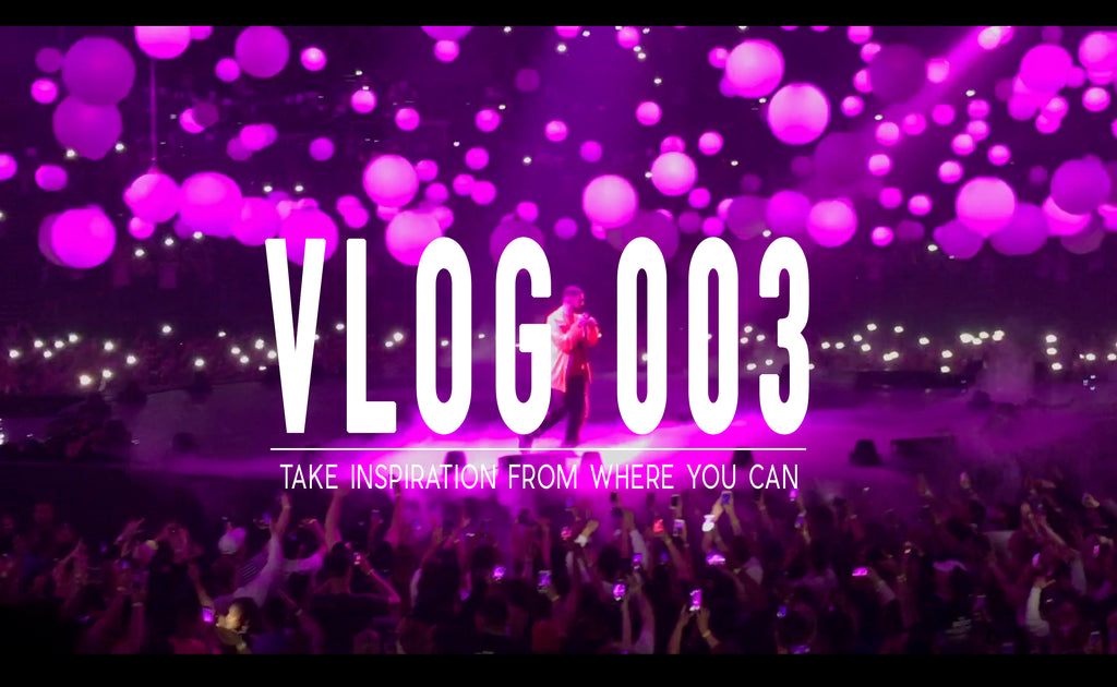 LUC Vlog 003 | Take Inspiration From Where You Can