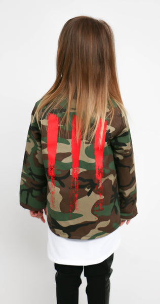 Camo Jacket - Toddlers
