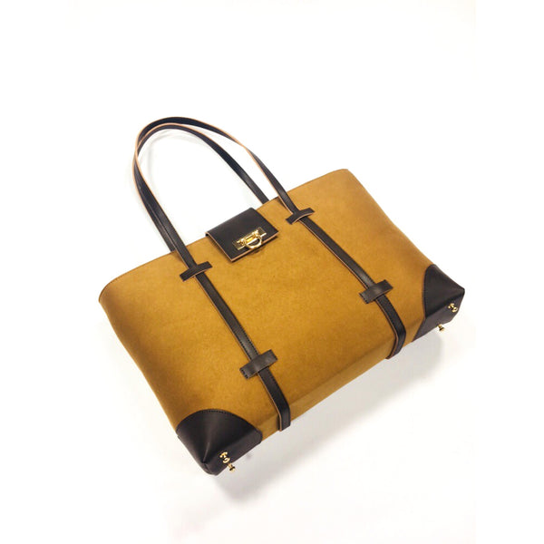 Suitcase work Tote