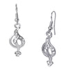 Orolush Beguiling Beauty Brass Earring for Women
