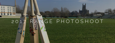 2017 PRYZM Cricket Range Photoshoot at Worcestershire County Cricket Club