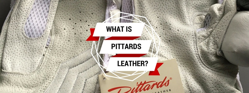 English Pittards Leather and Why We Use it On Our Cricket Batting Gloves