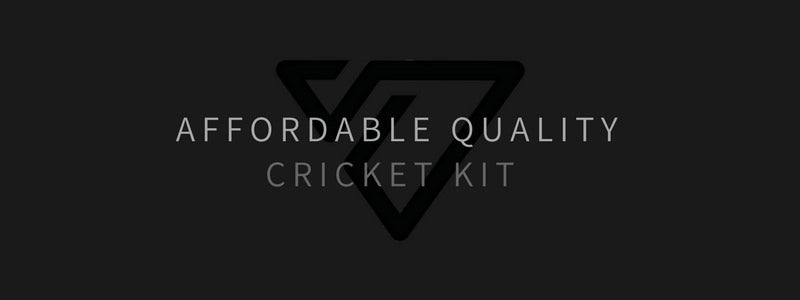 Making Top Quality Cricket Kit More Affordable