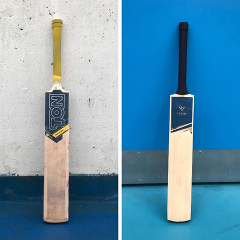 Ton Masuri Cricket Bat Refurb